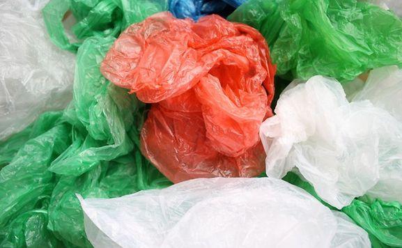 sac en plastique