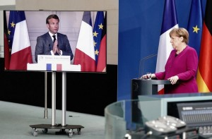 GERMANY-FRANCE-HEALTH-VIRUS-POLITICS
