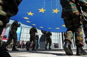 militaires-union européenne
